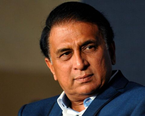 File image of former India captain Sunil Gavaskar | AFP
