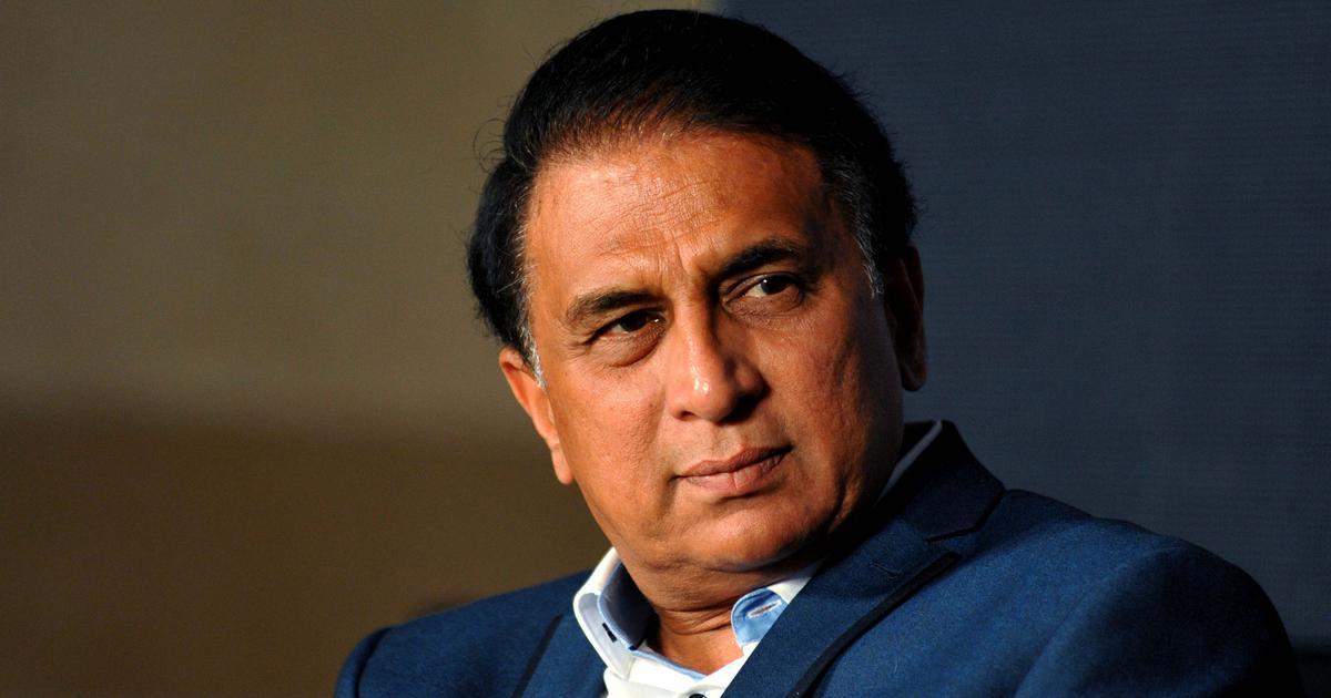 File image of former India captain Sunil Gavaskar | AFP
