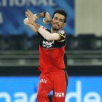 RCB leg-spinner Yuzvendra Chahal in action during IPL 2020 | Saikat Das / Sportzpics for BCCI