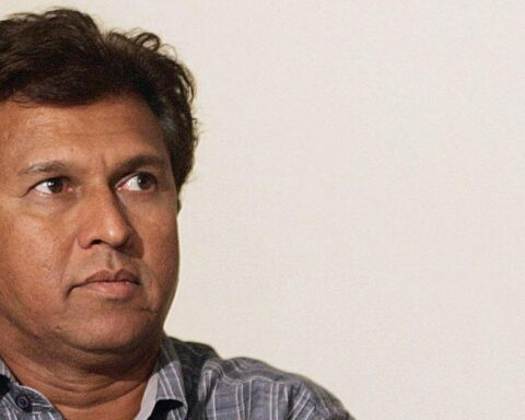 File image of Kiran More | AFP