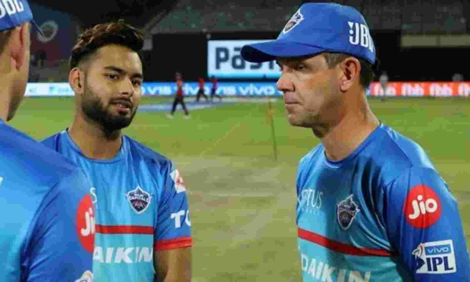 Ricky Ponting is looking forward to working with Rishabh Pant. [Source: The SportsRush]