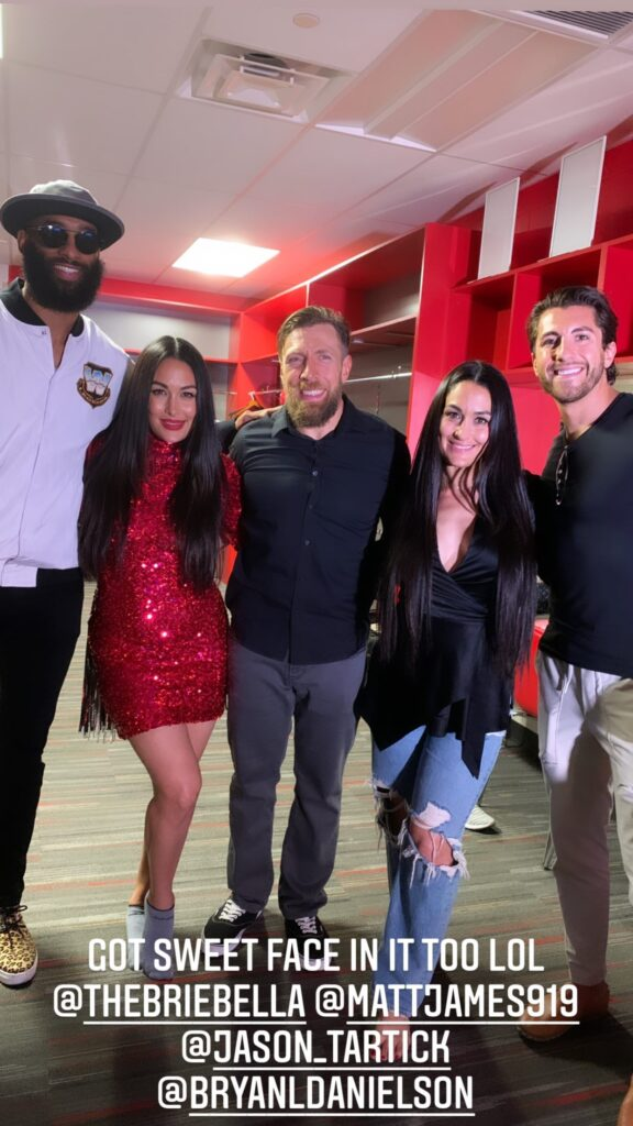 Update On Nikki Bella's WWE In-Ring Return Around Wrestlemania 37 3