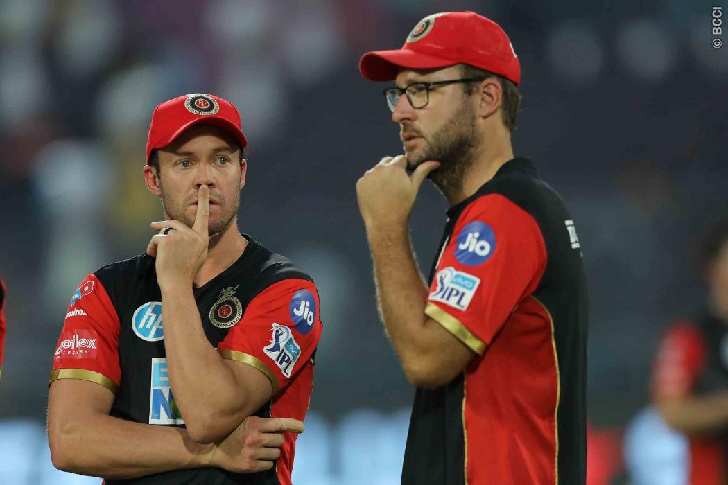 IPL 2021: Daniel Vettori Believes AB de Villiers Should Bat Higher Up The Order For RCB