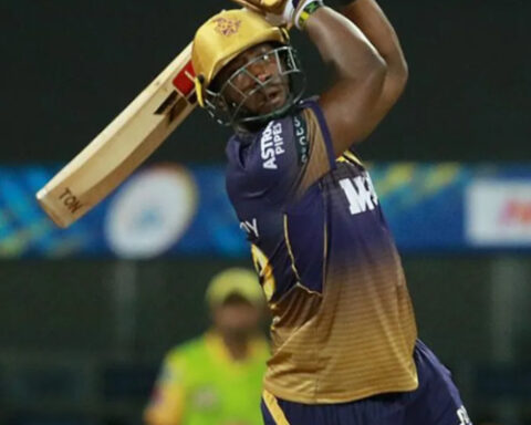 Andre Russell. (Photo Source: IPL/BCCI)