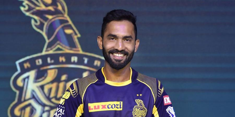 Former KKR skipper Dinesh Karthik (Photo | PTI)
