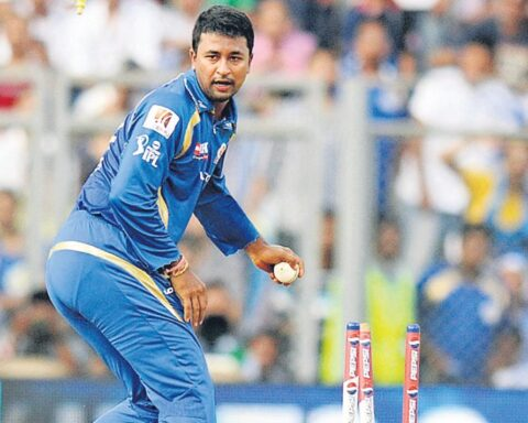 Pragyan Ojha — File Photo