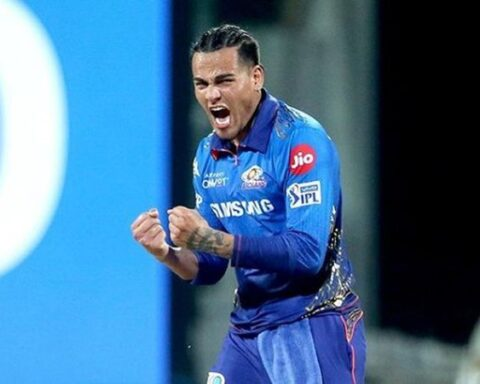 Mumbai Indians (MI) bowling coach and former New Zealand speedster Shane Bond has reflected on Rahul Chahar's rapid rise in the Indian Premier League (IPL). | Photo Credit: Instagram