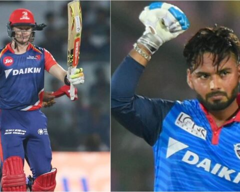 Sam Billings recalls watching Rishabh Pant for first time during IPL, asks Rahul Dravid who is this kid©IPL
