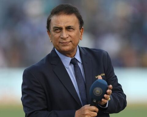 Sunil Gavaskar. (Photo Source: Twitter)