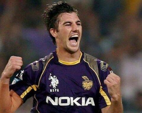 Pat Cummins had been bought for 1 CR by KKR in 2014. (File Photo)
