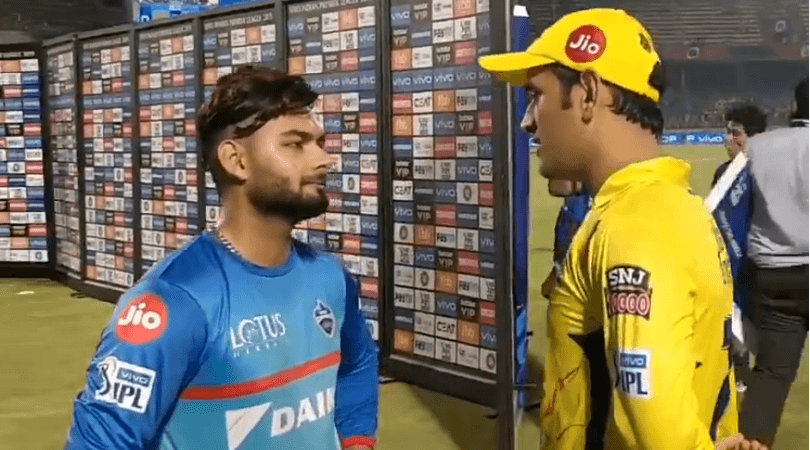 It Will Be Extra Special To Walk Out For The Toss With MS Dhoni, Says Rishabh Pant
