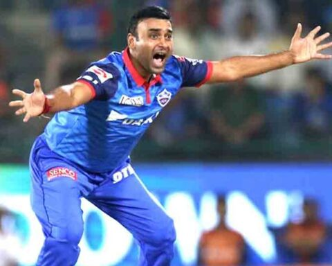Amit Mishra is the second-highest wicket-taker in the history of IPL. (Source: File)