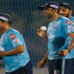 Amit Mishra, Axar Patel And Ravi Ashwin Delhi Capitals Instagram