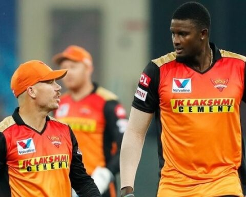 Jason Holder, David Warner