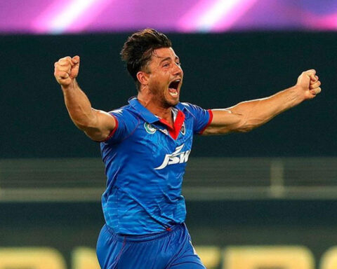 Marcus Stoinis (Photo credit: BCCI/IPL)