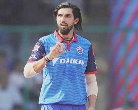 Delhi Capitals fast bowler Ishant Sharma (Photo Courtesy: Twitter/@TN_Chronicle)