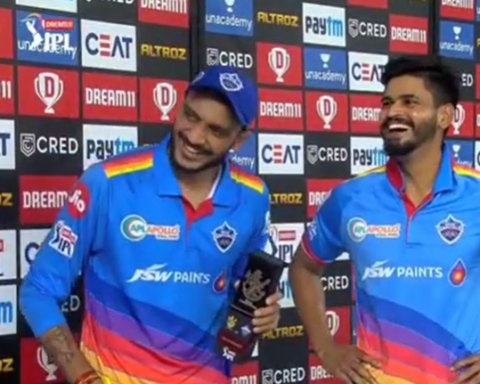 Shreyas Iyer and Akshar Patel | Instagram