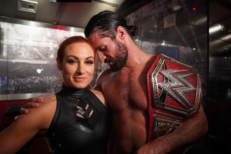 Are WWE Couple Becky Lynch And Seth Rollins Married Now?