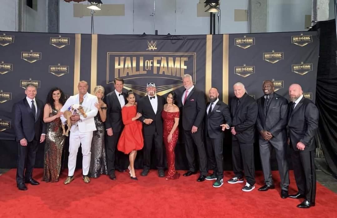 WWE Hall of Fame 2020