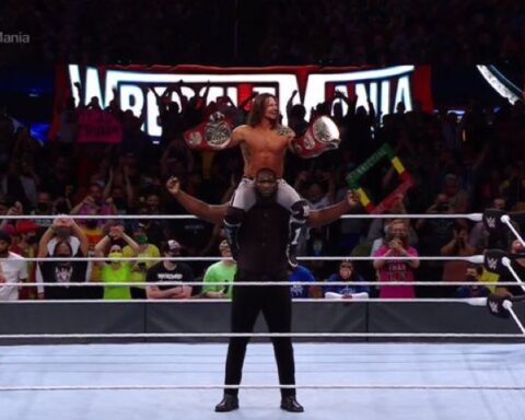 WWE Grand Slam Champions