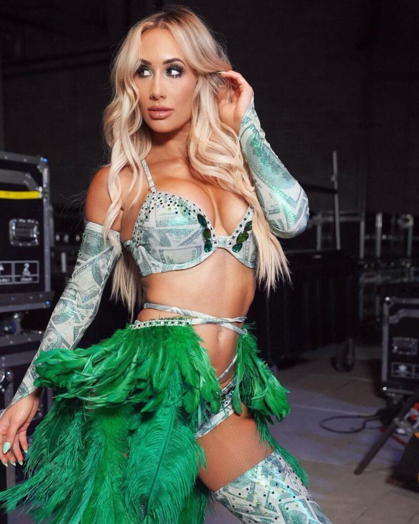 WWE Star Carmella Professes Self-Love In Recent Insta Photos 2