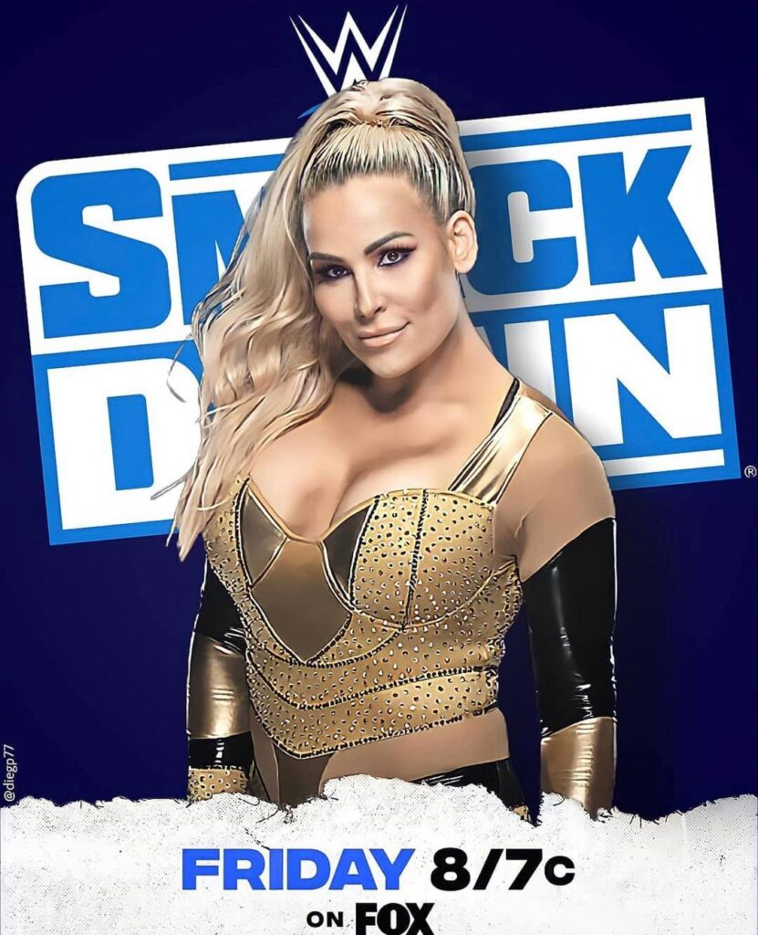 Natalya Shares Photos Of Her Busty WWE In-Ring Outfits 1
