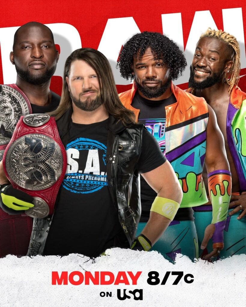WWE Raw Preview (03/05/21): Bobby Lashley In Action; Two Title Matches 37