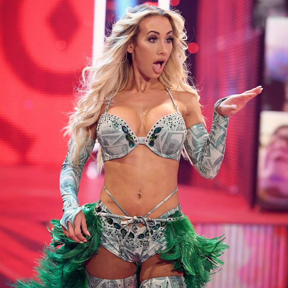 WWE Star Carmella Says Bombshell Is Back In Latest Set Of Photos 1