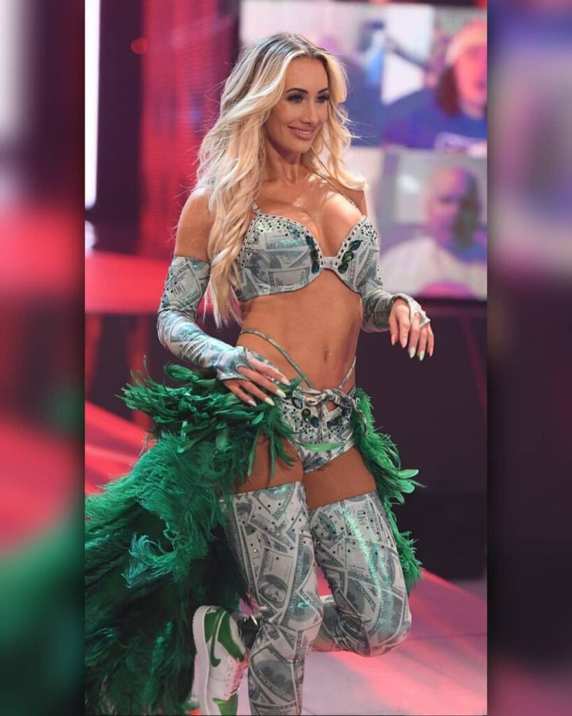 WWE Star Carmella Says Bombshell Is Back In Latest Set Of Photos 2