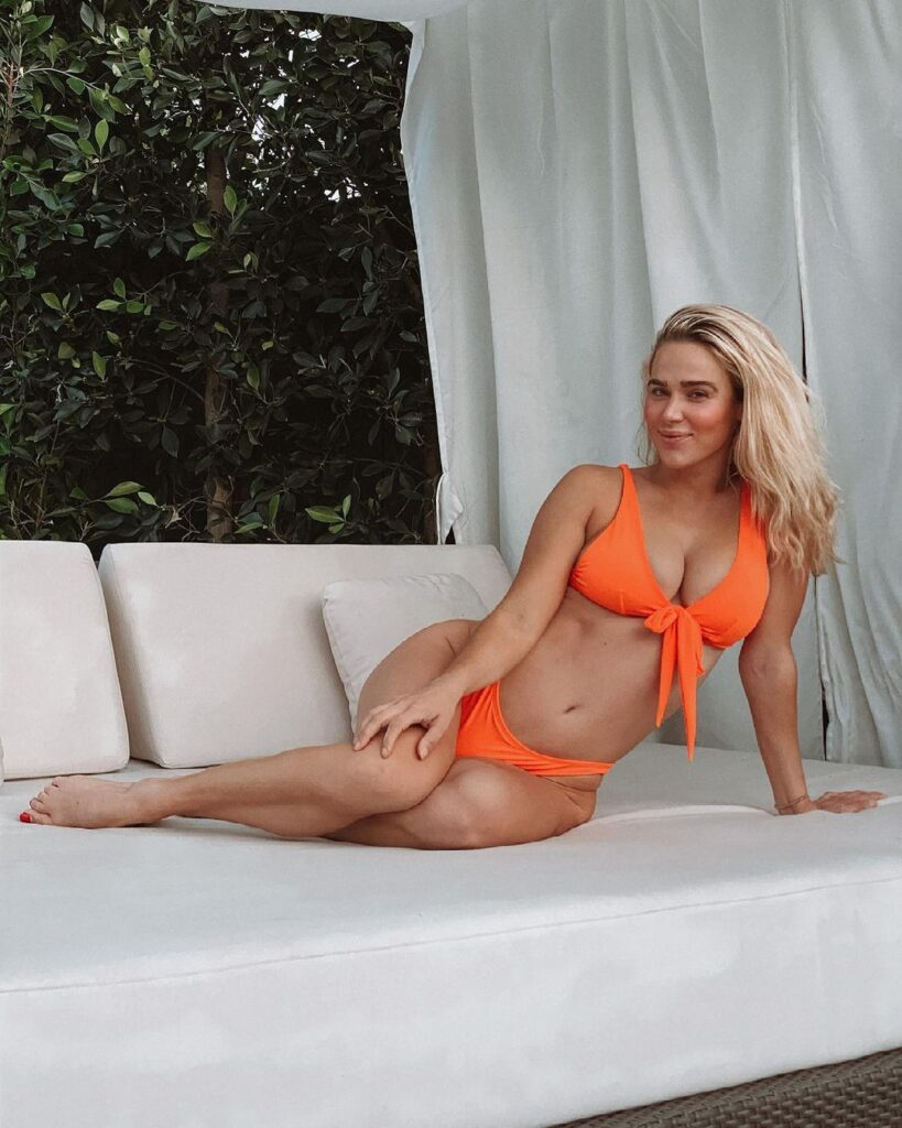 WWE Star Lana Shares Extremely Hot Photo Dump On Instagram 1