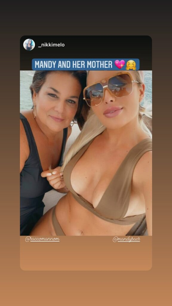 WWE Star Mandy Rose Celebrates Mother's Day With Gorgeous Photos 4