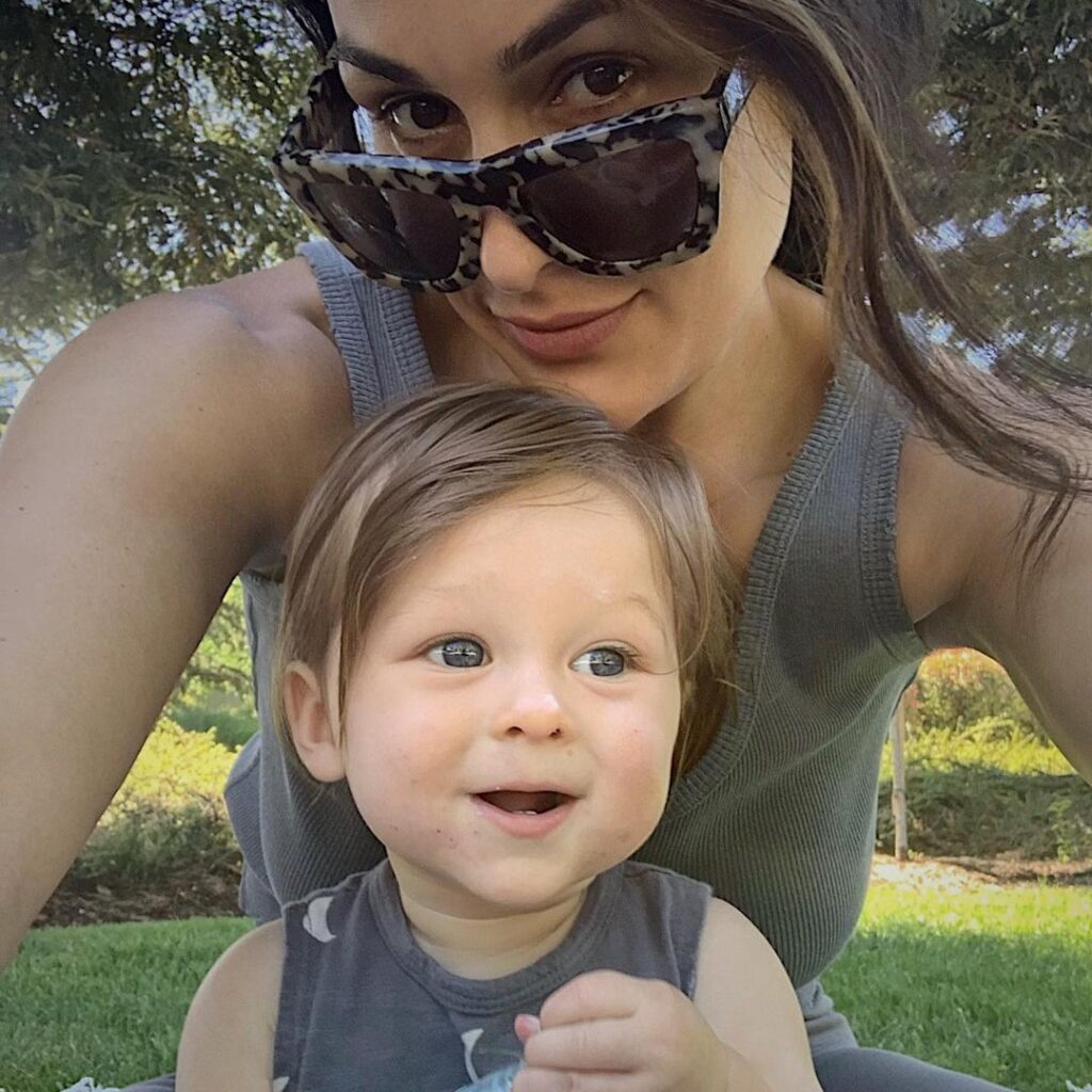 WWE's Nikki Bella Celebrated Mother's Day In Style; Photos And Videos 2