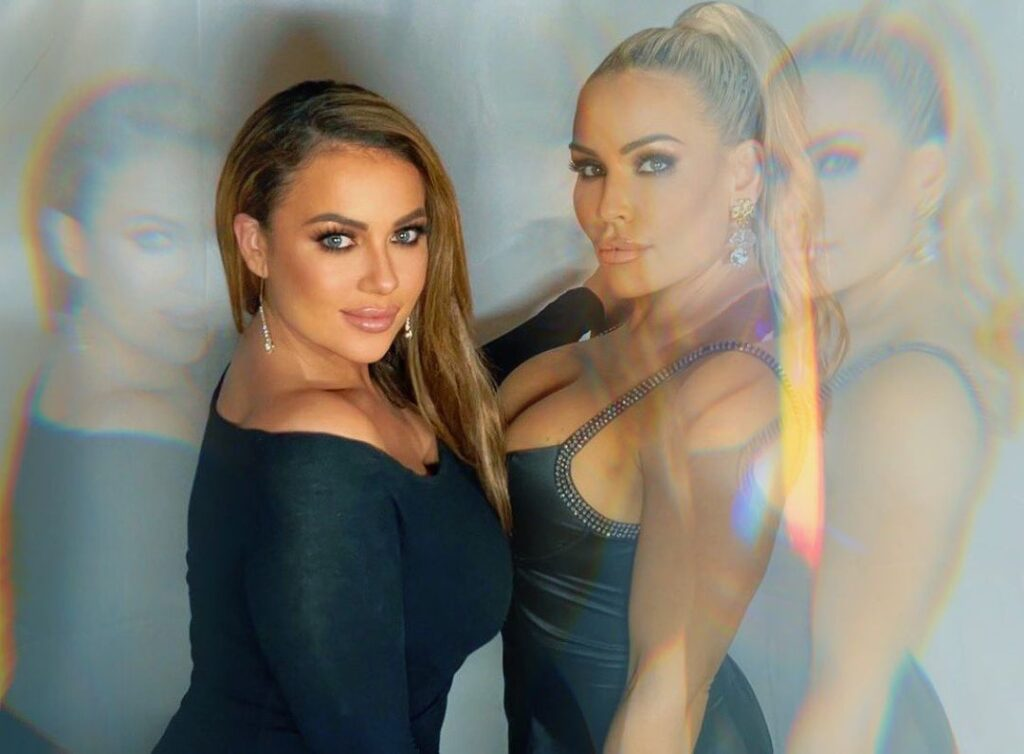 WWE's Natalya And Jenni Neidhart In A Mood In Latest YouTube Episode 1