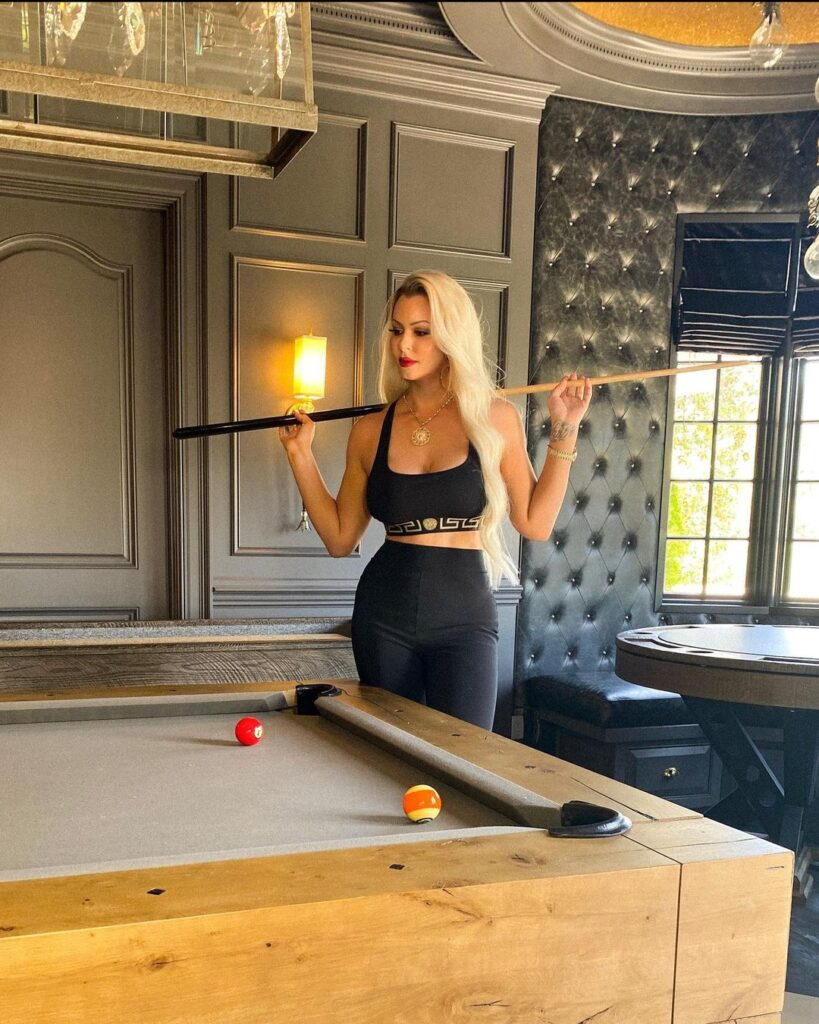 WWE Diva Maryse Ready 'To Play Many Games' In Gorgeous Insta Shots 113