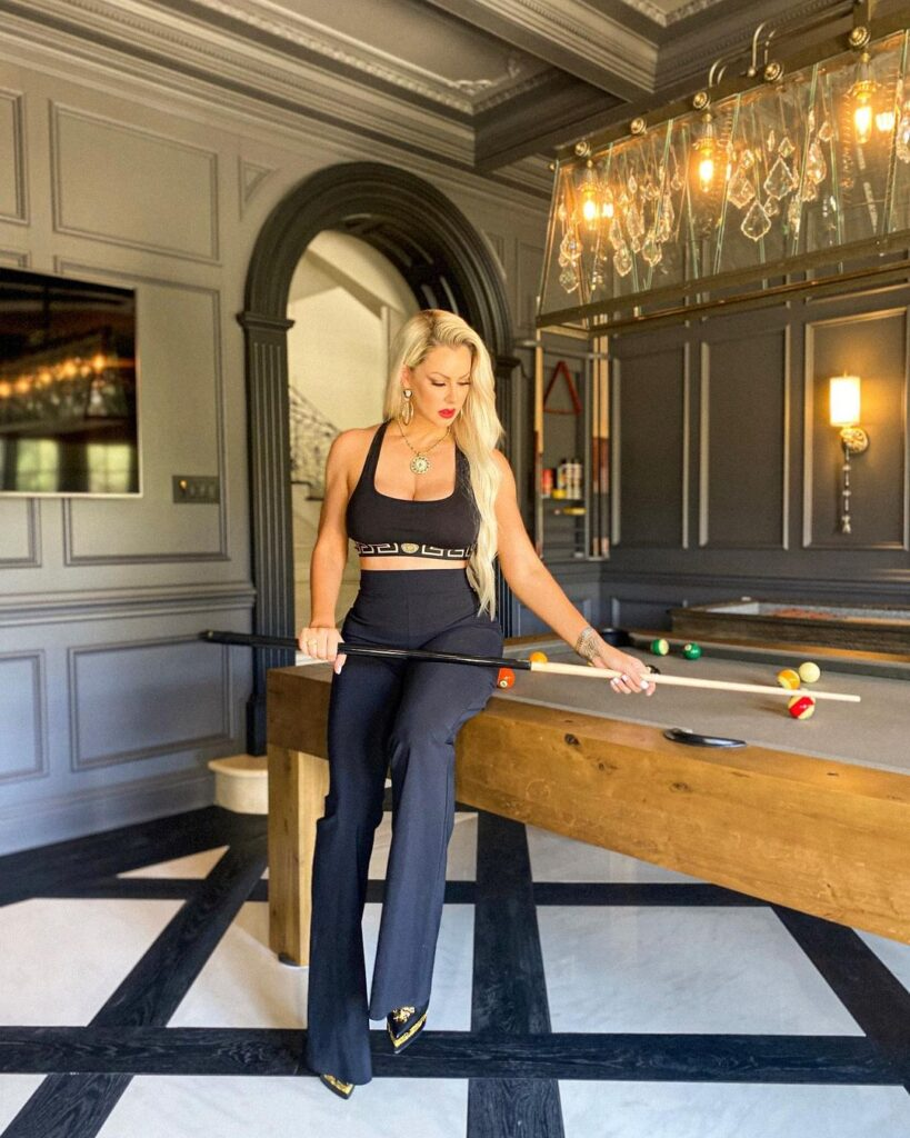 WWE Diva Maryse Ready 'To Play Many Games' In Gorgeous Insta Shots 112