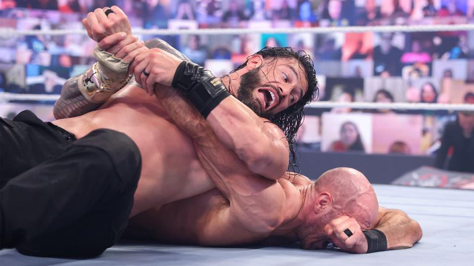 WrestleMania Backlash