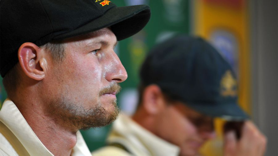 Cameron Bancroft was banned for nine months for his role in the ball-tampering affair Gallo Images/Getty Images
