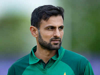Shoaib Malik. (Photo by Visionhaus/Getty Images)
