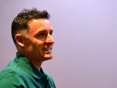 Michael Hussey was recuperating in Chennai after testing positive for Covid-19 (File Photo - TOI)