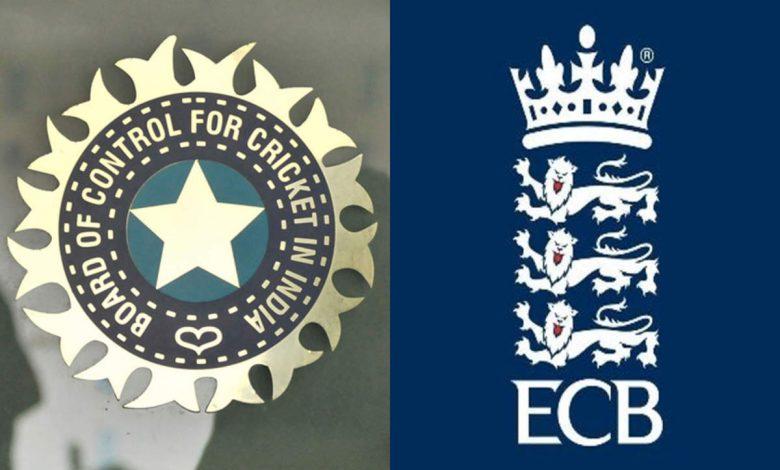BCCI, ECB Logo