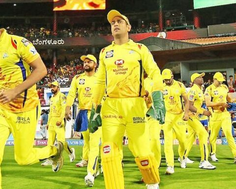 Chennai Super Kings (Image Credit: Twitter)