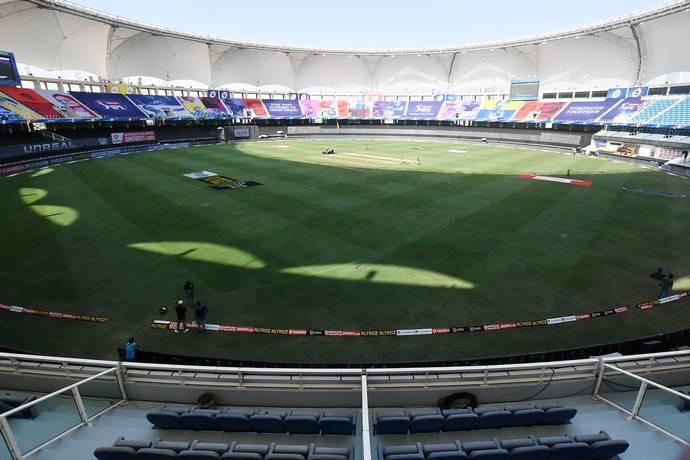 The Dubai International Stadium. - BCCI/IPL