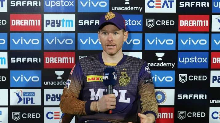 Eoin Morgan Fined INR 24 Lakh For Maintaining Slow Over-Rate For The 2nd Time In IPL 2021