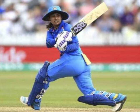 Mithali Raj played 89 T20Is for the India women's cricket team. Twitter