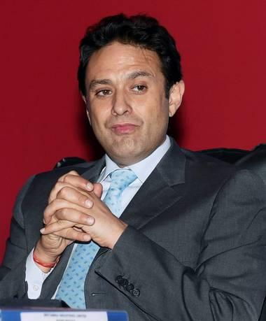 Punjab Kings co-owner Ness Wadia. - PTI