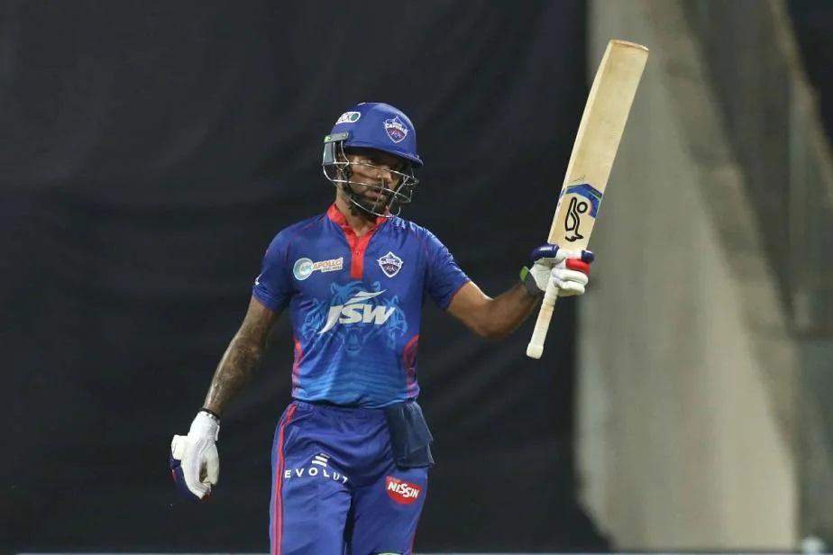 Shikhar Dhawan, IPL 2021