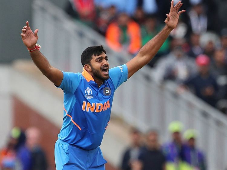 Vijay Shankar last played for India during the 2019 World Cup.© AFP
