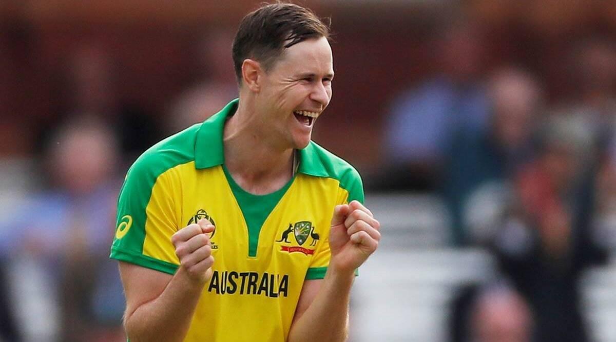 Australian fast bowler Jason Behrendorff. (Reuters)