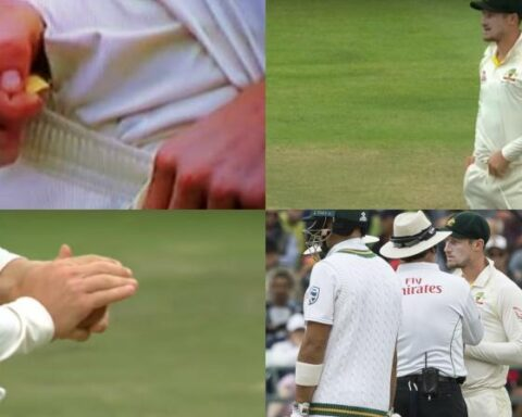 The ball-tampering row has put question marks on Australian cricket team's culture. (Photo: Youtube screengrab)