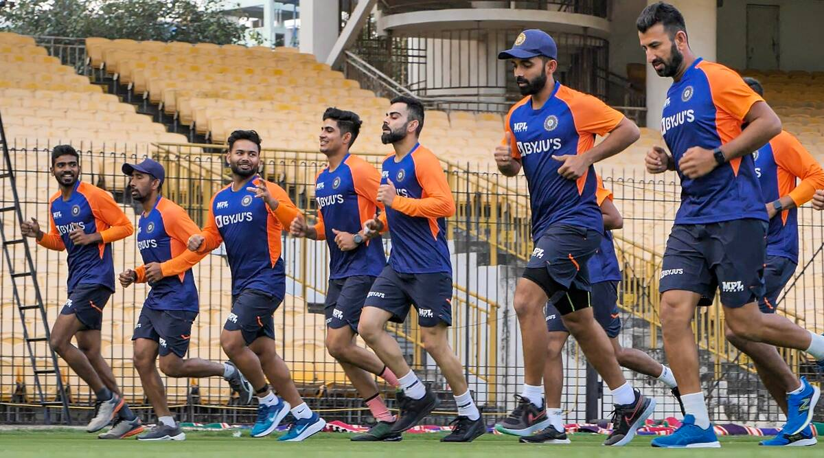 With the contingent coming from all parts of the country, the BCCI wants a secure bio-bubble in place. (FILE)